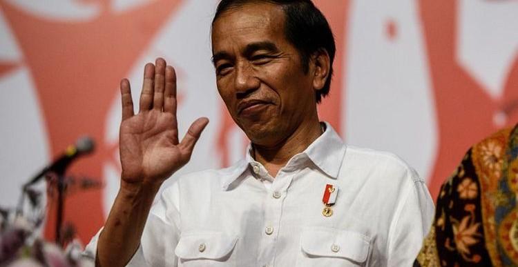 Ditanya soal Calon Pendamping, Jokowi: Namanya adalah…