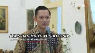 full-pernyataan-agus-harimurti-yudhoyono-usai-bertemu-jokowi