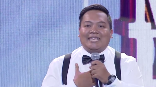 "Meggy ""Broken Home"" & Mamat Curhat - The Best of SUCI 7"