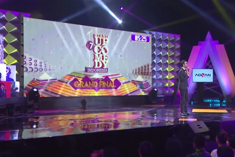 'Flashback' Grand Final Mamat & Ridwan - The Best of SUCI 7